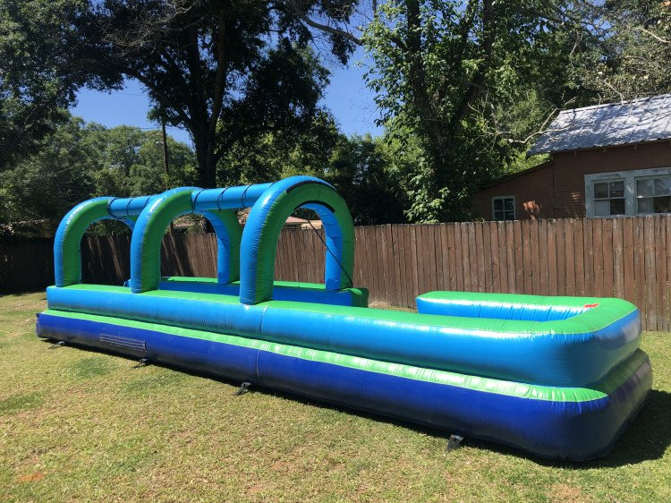 Slip-n-Slide w/Pool