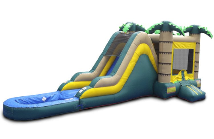 Tropical Combo (Waterslide Set Up)